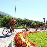 Ciclismo, circuito Coppa Piemonte 2015, Cervinia (ITA), race