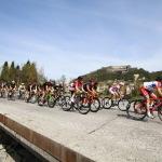 Ciclismo, circuito Coppa Piemonte 2015, Pila (ITA), 14a DolciTerre, 14a DolciTerre, passaggio ponte