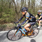 Ciclismo, circuito Coppa Piemonte 2015, Pila (ITA), 14a DolciTerre, 14a DolciTerre, Olga Cappiello